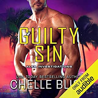 Guilty Sin                   Written by:                                                                                                                                 Chelle Bliss                               Narrated by:                                                                                                                                 Samantha Cook,                                                                                        Kitty Bang,                                                                                        Alexander Cendese                      Length: 7 hrs and 35 mins     Not rated yet     Overall 0.0