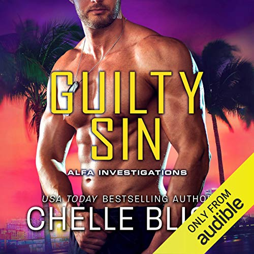 Guilty Sin audiobook cover art