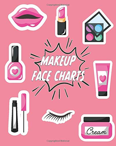 MAKEUP FACE CHARTS: BEST GIFT FOR TEENAGE GIRLS -  MAKEUP FACE CHARTS TO PRACTICE E GIRL MAKEUP, SOFT GIRL MAKEUP AND VSCO MAKEUP TO TRY OUT THIS SUMMER MAKEUP TREND