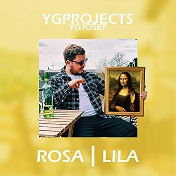 Rosa/Lila