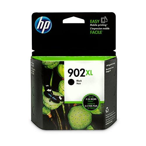 HP T6M14AN#140  902XL Black High Yield Original Ink Cartridge (T6M14AN)