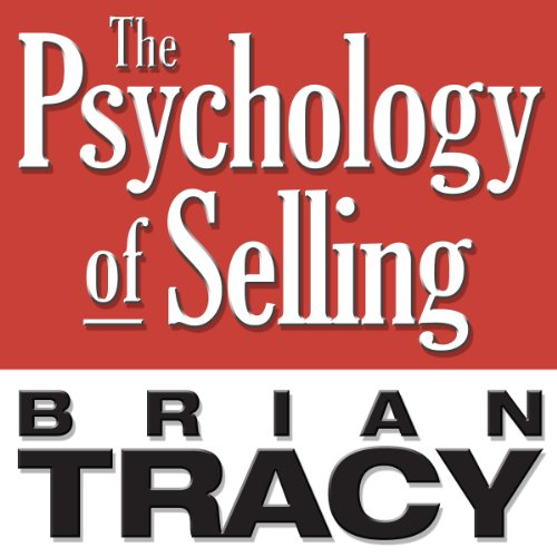 The Psychology of Selling audiobook cover art