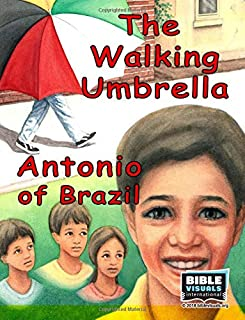 The Walking Umbrella / Antonio of Brazil (Flashcard Format 5585-ACS)