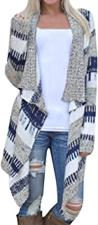 Rajendram Outwear Women Knitwear Knitted Casual Loose Long Sleeve Sweater Long Cardigan