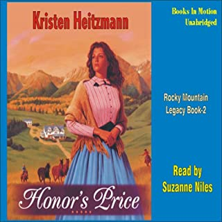 Honor's Price: Rocky Mountain Legacy #2