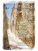 Verdi Opera Arias: For Bass-baritone With Orchestra (Music Minus One)