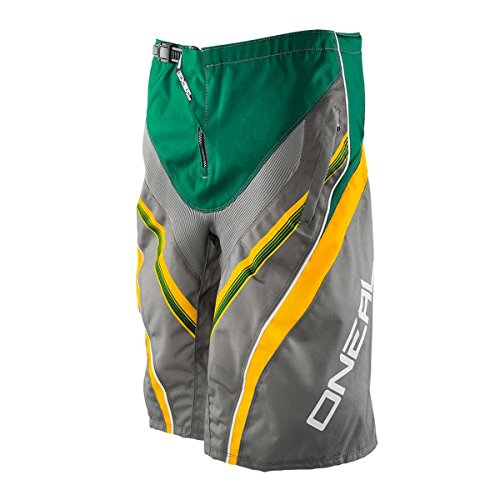 O'NEAL Element FR MX DH MTB Short Hose kurz grün/gelb 2016 Oneal: Größe: 30 (46)
