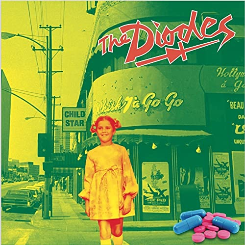 Album Art for Child Star + 2 by The Diodes