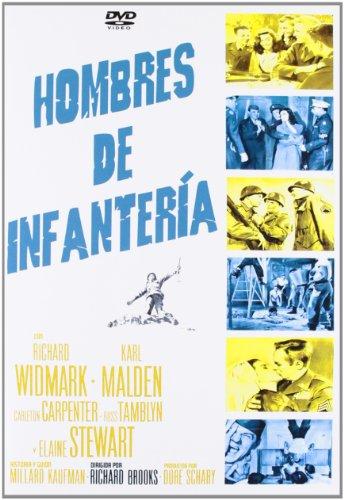 Hombres de infanteria [DVD]