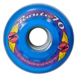Kryptonics Des Rueda Roller Route 70-78 patín Patinaje, Adultos Unisex, Multicolor (Trans/Azul), 70/78