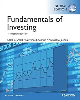 Fundamentals of Investing plus MyFinanceLab with Pearson eText, Global Edition