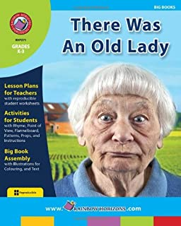 Big Book: There Was An Old Lady (Grades K-3)
