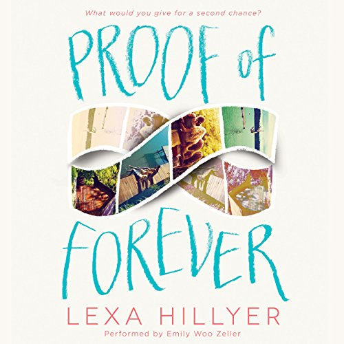 Proof of Forever audiobook cover art