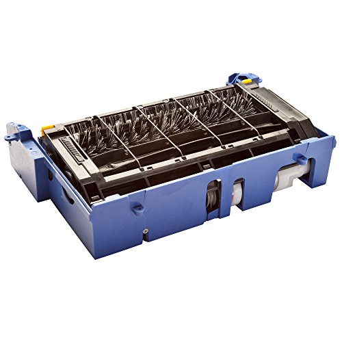 ASP-ROBOT - Caja MOTORA - Carro de cepillos para Roomba 555 Serie 500. Recambio Original Engranajes Repuesto Compatible para Aspirador Rumba Serie 5
