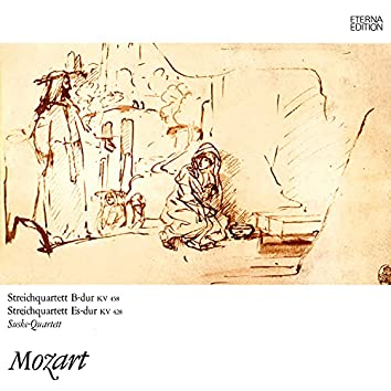 Mozart: Streichquartette No. 16 & 17