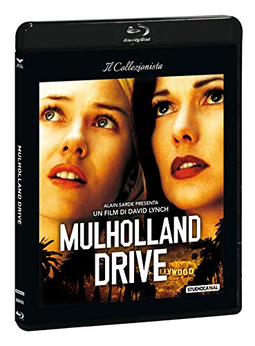 Blu-Ray - Mulholland Drive (Blu-Ray+Dvd) (1 BLU-RAY)