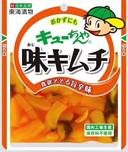 東海漬物『キューちゃん味キムチ』