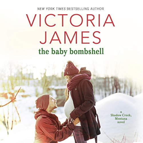 The Baby Bombshell audiobook cover art
