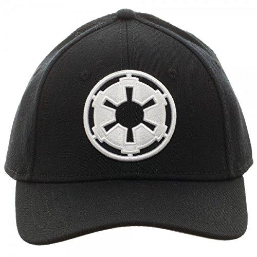 Amazon.com  Star Wars Imperial Flex Cap Baseball Hat  Clothing d8fdb2f15b8