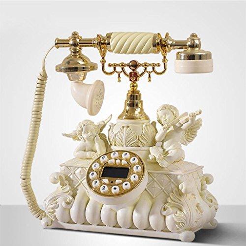 Goodwill department store Téléphone de Cupidon d'ornements européens de téléphone, décorations rétro de Mode, décorations de Table de Salon de Chambre à Coucher, Cadeaux de Mariage