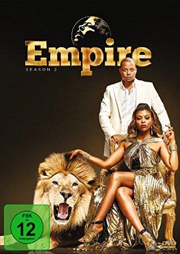 Empire - Season 2 [5 DVDs]