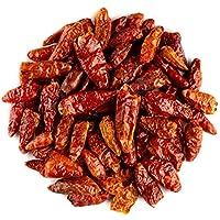 Pimienta cayena especias orgánicas enteras - Picante picante - Pimientas de Cayenne rojas secas 100g