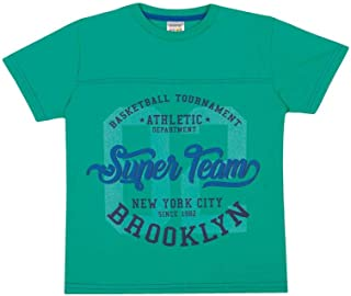 Camisa Sempre Kids Super Team