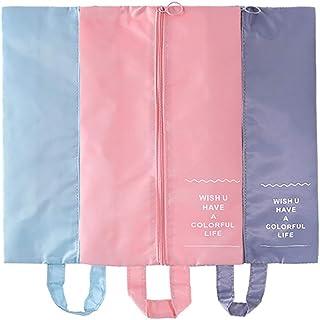 مجموعة حقيبة لتنظيم الملابس ، 7 قطع للسفر ، 3 الوان