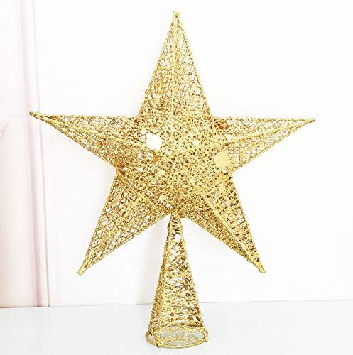 Del árbol de navidad, árbol de navidad de la decoración de la...