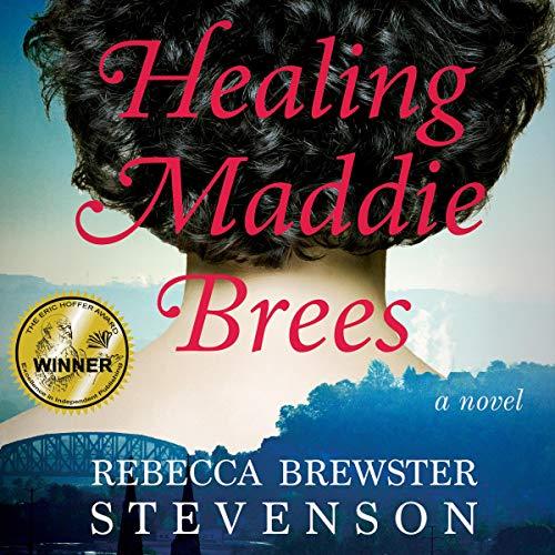 Healing Maddie Brees audiobook cover art