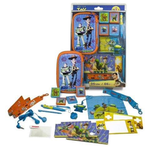 """Nintendo DS Lite - Zubehör-Set """"Toy Story"""" [Edizione: Germania]"""