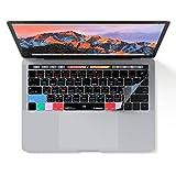 Logic Pro X tastiera cover per MacBook Pro con tasti touch bar 33x 38,1cm | editor