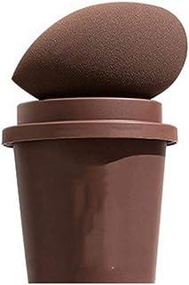 Make-upspons, 1 stuks Make-upsponzen Blender Beauty Cosmetic Foundation Blending Applicator Puff, voor vloeibaar crèmepoeder