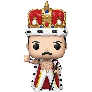【予約商品】 QUEEN クイーン (フレディ追悼30周年) - POP Rocks: Freddie Mercury King/フィギュア・人形 【公式/オフィシャル】