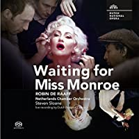Waiting for Miss Monroe by Laura Aikin (2015-10-02)
