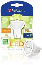 Verbatim 52144 LED MR11 GU4 2W Light Bulb