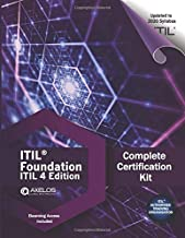 ITIL4 Foundation Complete certification kit
