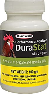 Durvet 698881 Durastat with Oregano for Poulty, 100g