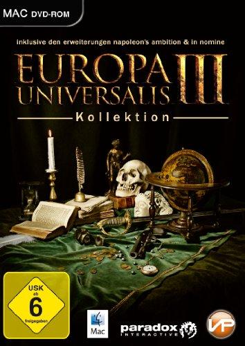 Europa Universalis III: Kollektion - [Mac]