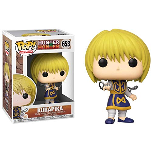 QToys Funko Pop! Hunter x Hunter #653 Kurapika Chibi
