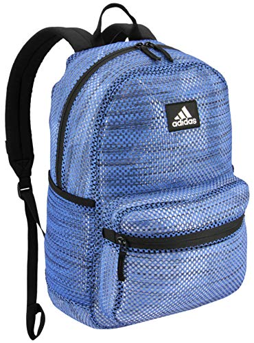 adidas Unisex Hermosa II Mesh Backpack, Looper Real Blue, ONE SIZE