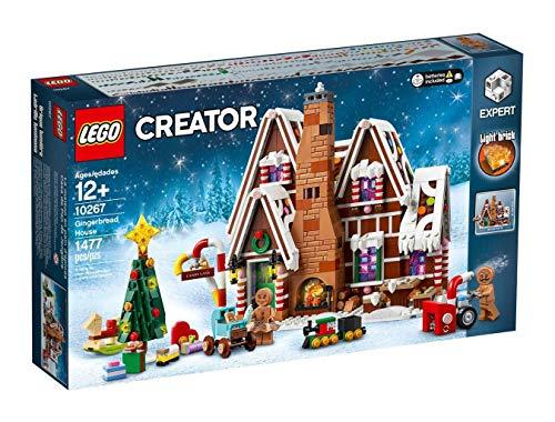 Creator Lego Expert 10267 - Casa di pan di zenzero (1477 pezzi)