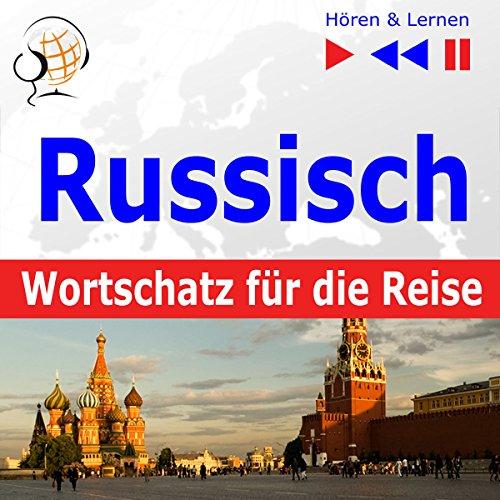 Russisch Wortschatz für die Reise audiobook cover art