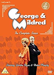 George and Mildred on DVD
