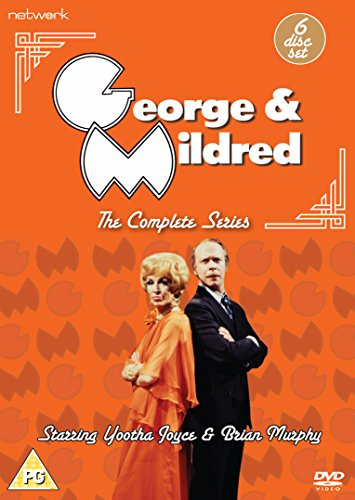 George And Mildred - Complete [Reino Unido] [DVD]