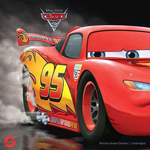 Cars 2 cover art