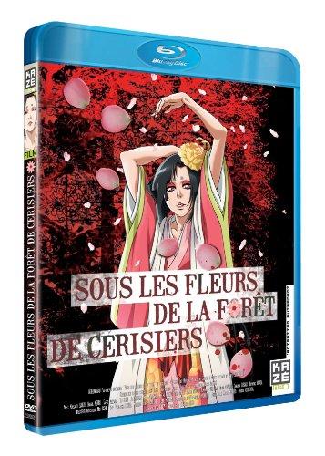 Sous les fleurs de la forêt de cerisiers [Blu-ray]