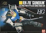 HG 1/144 RX-78 ガンダム (機動戦士ガンダム)