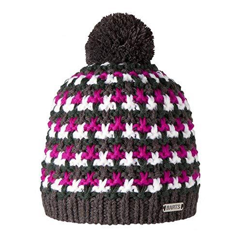 Barts ANTHONY – Bonnet Taille unique multicolore - multi-coloured - Dunkelbrau