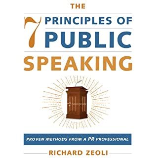 The 7 Principles of Public Speaking cover art